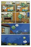 Little Nemo: Return to Slumberland - Comic Page with Panels Posters av Gabriel Rodriguez
