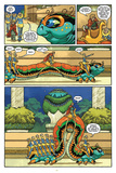 Little Nemo: Return to Slumberland - Comic Page with Panels Plakater av Gabriel Rodriguez