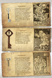Locke and Key: Guide to the Known Keys - Bonus Material Stampe di Gabriel Rodriguez