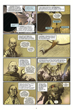 Anthony Diecidue - Zombies vs. Robots: Volume 1 - Comic Page with Panels Umění