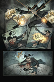 30 Days of Night: Volume 1 Beginning of the End - Comic Page with Panels Posters by Sam Kieth