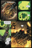 Anthony Diecidue - Zombies vs. Robots: Volume 1 - Comic Page with Panels Obrazy