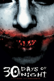 30 Days of Night - Cover Art Poster di Ben Templesmith