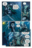 Anthony Diecidue - Zombies vs. Robots: Volume 1 - Comic Page with Panels Plakát