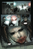 30 Days of Night: Volume 1 Beginning of the End - Comic Page with Panels Print by Sam Kieth