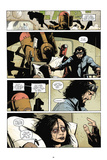 Zombies vs. Robots: No. 7 - Comic Page with Panels Posters by Paul Davidson