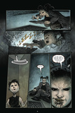 30 Days of Night: Volume 1 Beginning of the End - Comic Page with Panels Prints by Sam Kieth