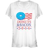 Juniors: Donut & Bacon Ticket 16 T-Shirt