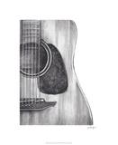 Stringed Instrument Study III Limited edition van Ethan Harper