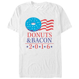 Donut & Bacon Ticket 16 T-shirts
