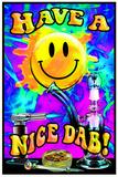 Have A Nice Dab Kunstdrucke