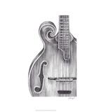 Stringed Instrument Study II Spesialversjon av Ethan Harper
