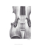 Stringed Instrument Study I Limited Edition by Ethan Harper