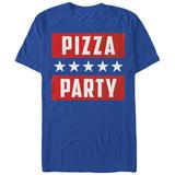 Pizza Party Skjorte