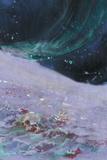 Bill Sienkiewicz - 30 Days of Night: Beyond Barrow - Full-Page Art Plakát
