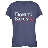 Women's: Donuts N Bacon 16 T-shirts