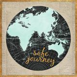 Bon Voyage World II Plakater af Elizabeth Medley