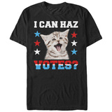 Can Haz Votes T-shirts