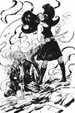 30 Days of Night: Volume 3 Run, Alice, Run - Bonus Material Poster by Christopher Mitten