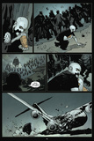 30 Days of Night: Volume 3 Run, Alice, Run - Comic Page with Panels Fotografia por Christopher Mitten