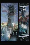 Bill Sienkiewicz - 30 Days of Night: Beyond Barrow - Comic Page with Panels Plakát