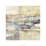 Pastel Earth I Limited Edition by Jennifer Goldberger