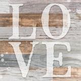 Rustic Love Kunst av  A Fresh Bunch