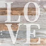 Rustic Love Art by  A Fresh Bunch