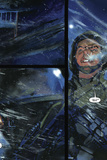 Bill Sienkiewicz - 30 Days of Night: Beyond Barrow - Comic Page with Panels Fotografie