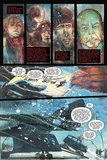 30 Days of Night: Beyond Barrow - Comic Page with Panels Prints by Bill Sienkiewicz
