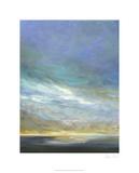 Sheila Finch - Coastal Clouds Triptych II Limitovaná edice