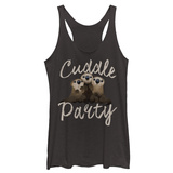 Juniors Tank Top: Finding Dory- Cuddle Party T-shirts