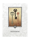 Locke and Key: Volume 1 Welcome to Lovecraft - Chapter Page Pósters por Gabriel Rodriguez
