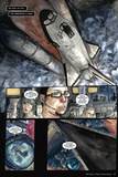 30 Days of Night: Three Tales - Comic Page with Panels Poster by  Milx