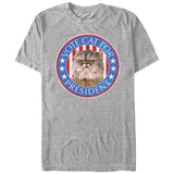 Cat For Prez T-shirts