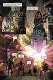 Anthony Diecidue - Zombies vs. Robots: Volume 1 - Comic Page with Panels Umělecké plakáty