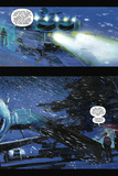 30 Days of Night: Beyond Barrow - Comic Page with Panels Posters av Bill Sienkiewicz