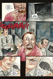 30 Days of Night: Three Tales - Comic Page with Panels Prints by  Milx