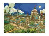 Little Nemo: Return to Slumberland - Full-Page Art Plakater av Gabriel Rodriguez