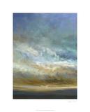 Sheila Finch - Coastal Clouds Triptych I Limitovaná edice