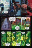 30 Days of Night: Beyond Barrow - Comic Page with Panels Plakater av Bill Sienkiewicz