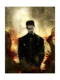 Ben Templesmith - 30 Days of Night: Dark Days - Cover Art Obrazy