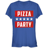 Juniors: Pizza Party Shirts