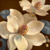 Blooming Magnolias I Posters by Lanie Loreth