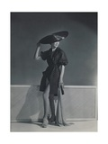 Vogue - July 1935 Regular Photographic Print by Horst P. Horst