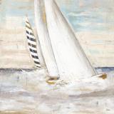 Veleros Sails I Print by Patricia Pinto
