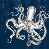 Underwater Creatures II Kunst af A Fresh Bunch