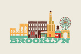 City Living Brooklyn Natural Prints