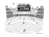 """Megan Frehling, will you please PLEASE just tell me what you want"" - New Yorker Cartoon Premium Giclee Print by Joe Dator"
