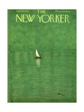 The New Yorker Cover - June 29, 1957 Giclee Print by Abe Birnbaum